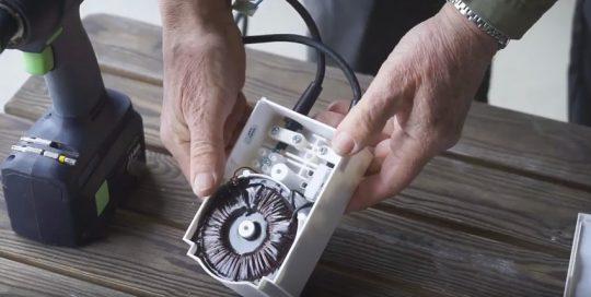 säkring på transformator till ThermoBar 65 ECO